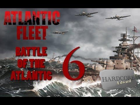 Atlantic Fleet [Blind] Part 6 PC Gameplay / Let's Play  HD 1080p DD Dolby Digital