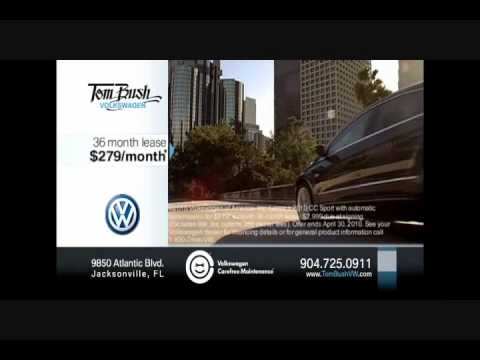 Tom Bush Volkswagen VW commercial