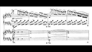 Hamelin plays Beethoven - Piano Concerto No. 5 (2nd mvt) Audio + Sheet music
