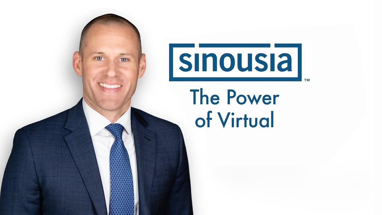 Sinousia - The Power of Virtual