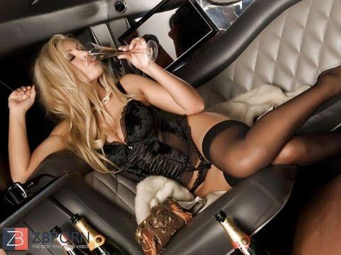 порно фото блондинка и авто