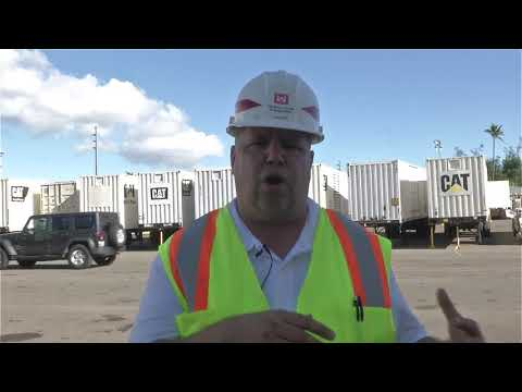 Puerto Rico: 700 generators installed by the temporary power team