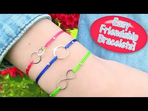 DIY Friendship Bracelets EASY