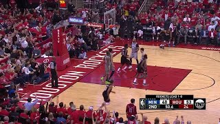 2nd Quarter, One Box Video: Houston Rockets vs. Minnesota Timberwolves