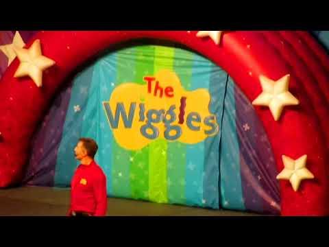 The Wiggles Brisbane 16th Dec 2017