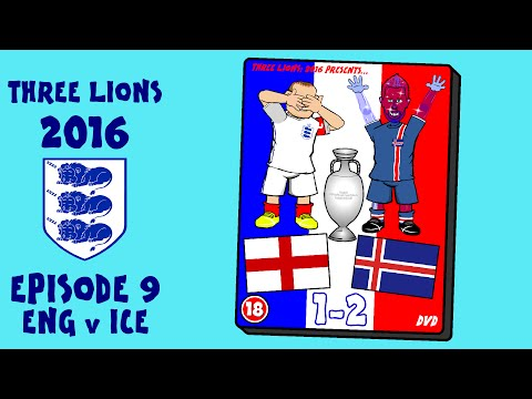 Iceland beat England: Highlights and Lowlights | 442OONS FRANCE EURO 2016 HIGHLIGHTS