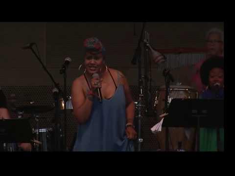 Chicago House Music Festival 2018 Live Performance at Millennium Park