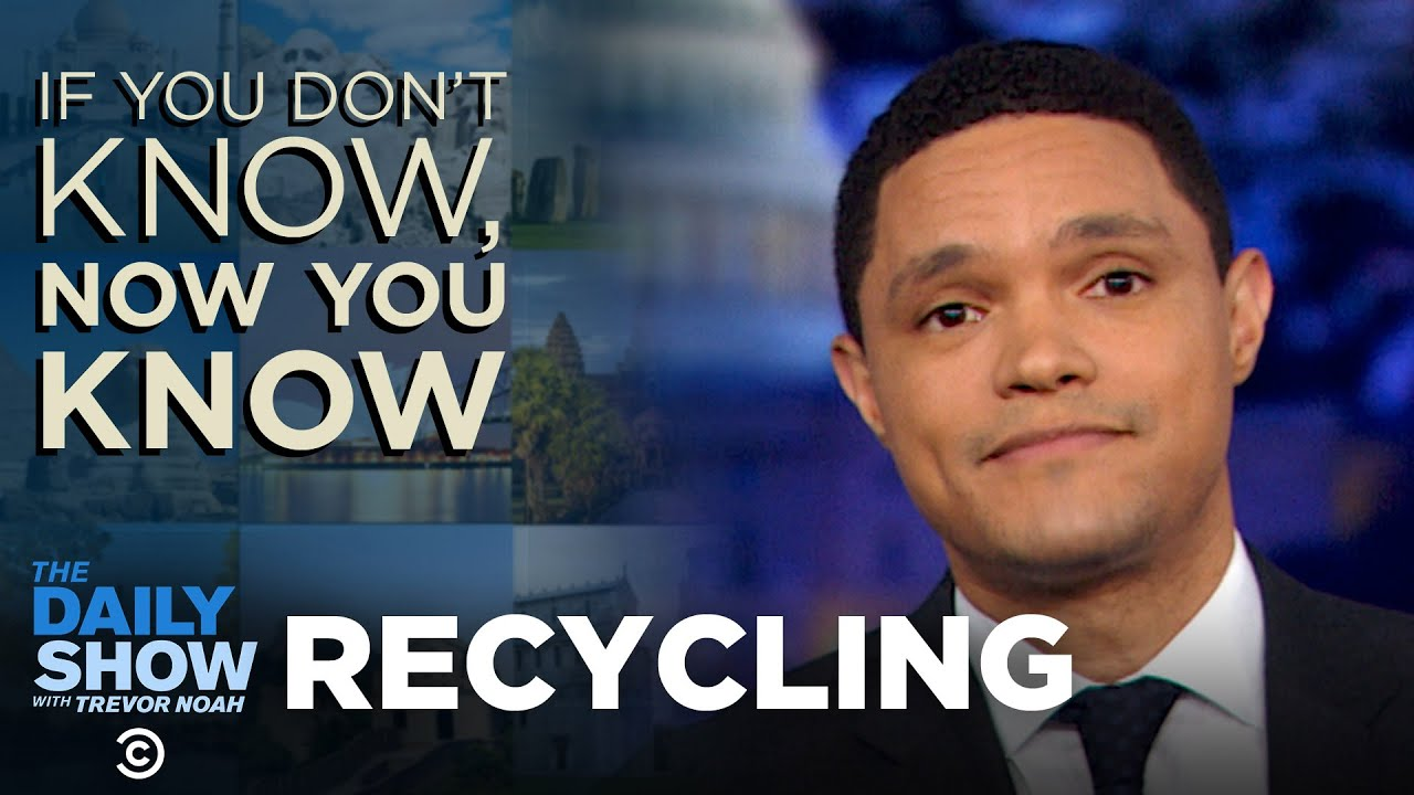 If You Don't Know, Now You Know - Asian Nations Reject Western Trash   The Daily Show