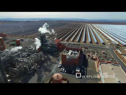 Noor Solar Facility Morocco