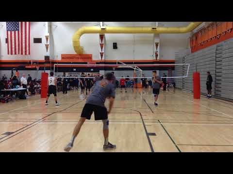 Menlo-Atherton vs Campolindo, Set 1