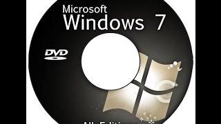 Como Baixa o windows 7 x86 x64 Todas as versões, Atualizado 2018 - How to Lower Windows 7