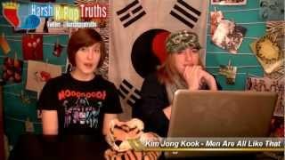 HKT Reactions: Kim Jong Kook - Men Are All Like That