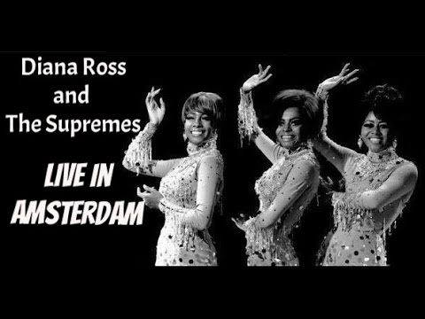 Diana Ross & The Supremes Live In Amsterdam 1968 (Full Concert)