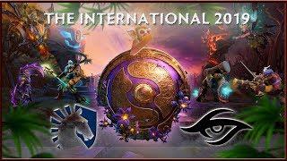 NAVI vs OG, LIQUID vs CHAOS, VP vs RNG, NAVI vs EG █ THE INTERNATIONAL 2019 DOTA 2