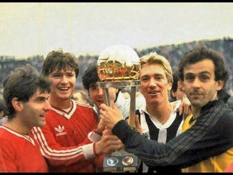 ALDO SERENA, Coppa Intercontinentale  1985