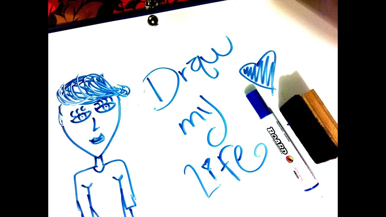 Draw my life zanty ferry youtube for Cuarto de zanty ferry