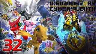 Digimon Story Cyber Sleuth   Part 32 Chapter 9