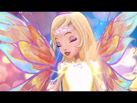 Regal Academy Transformation - Winx club Bloomix - With Wings!