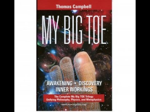 Episode 025 - Tom Campbell - My Big T.O.E.