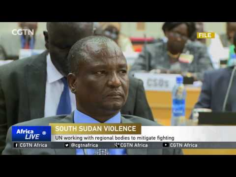 UN says risk of genocide in South Sudan has considerably diminished