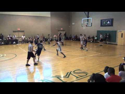 Clutch Players (OR) vs Ohio Basketball Club, Adidas Super 64