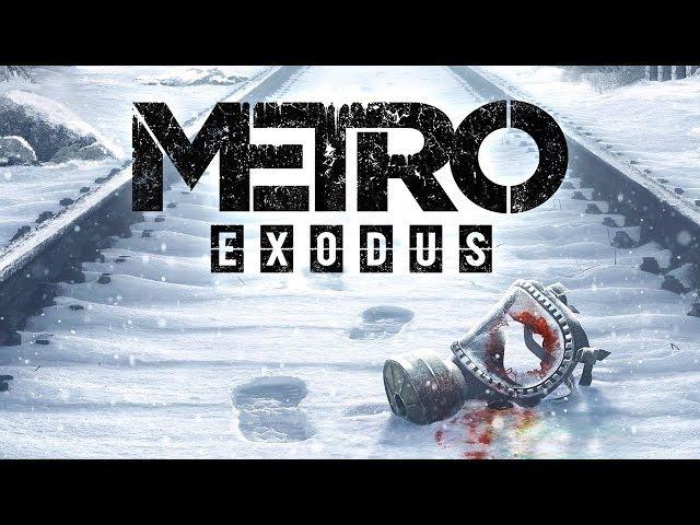 METRO EXODUS ☢️ 001: Überlebende der Atomaren Apokalypse