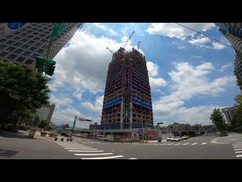 Taipei Xinyi District Fubon Xinyi Headquarters 信義計畫區 富邦信義總部 20200705