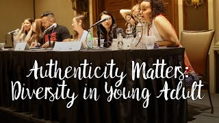 Diversity In Young Adult Literature | Leviosa 2016