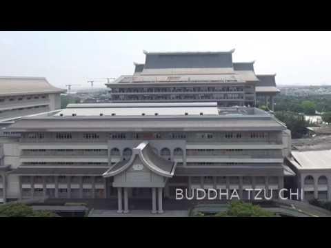 Aerial Yayasan Buddha Tzu Chi