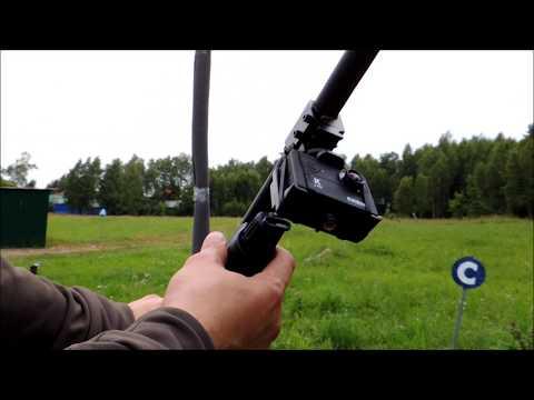 Тест камеры на стволе