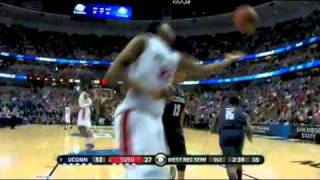 Uconn vs San Diego State Highlights 2011