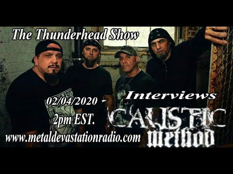 Exclusive_Interview_with_Matt_From_Caustic_Method_On_The_Thunderhead_Show