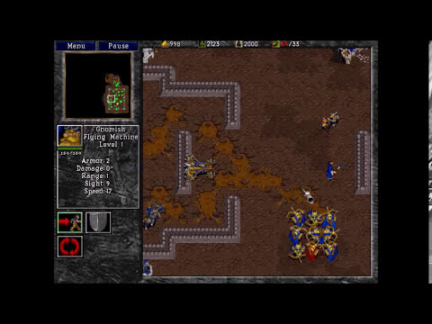 Warcraft II: Beyond the Dark Portal. Humans 10