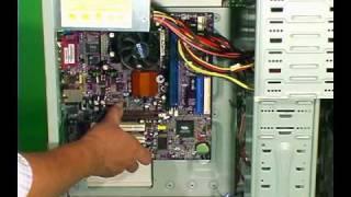 MANTENIMIENTO PC (Ensamblado del pc ) CYBER CLUB
