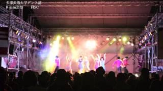 多摩美術大学R-jam芸祭2012 FISC