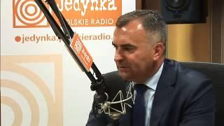 Karpiński: jestem spokojny o termin ukończenia gazoportu (Jedynka)