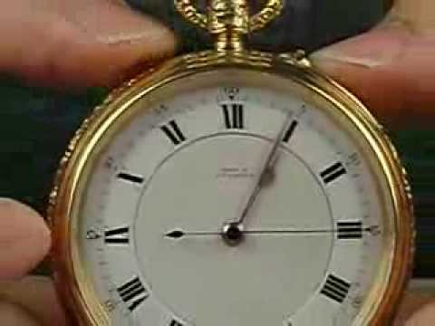 14638 - English Pocketwatch, Thomas Russell & Sons, Liverpool