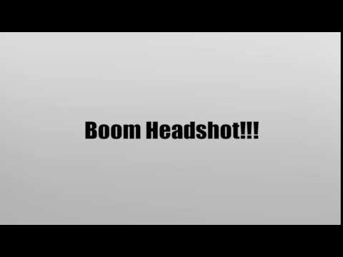 Boom Headshot | Sound Effect | Download link