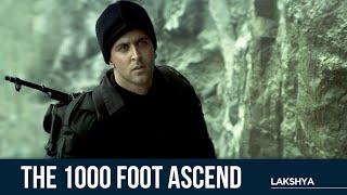 The 1000 Foot Ascend | Lakshya | Hrithik Roshan | Farhan Akhtar Thumb