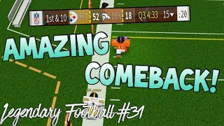 godly qb (roblox legendary football) #2