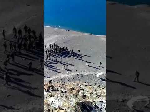 India-China Troop Clash At Ladakh / Aug 2017