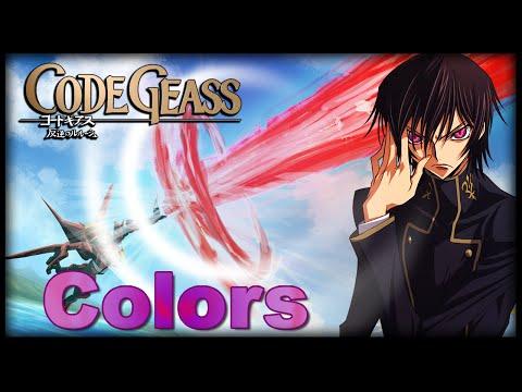 RaayoAnime  Colors ENGLISH  Code Geass  Flow