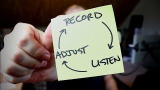 Quick #Recording Tip