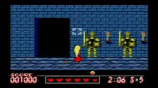 Laser Ghost On SEGA Master System Part 1