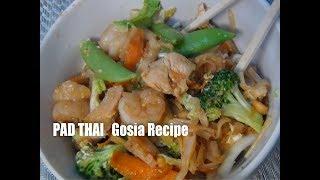 Pad Thai Gosia Recipe Episode #38