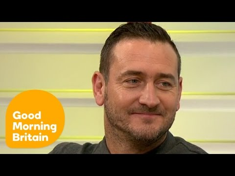 No Offence's Will Mellor on Wanting to Play a Soldier  Good Morning Britain