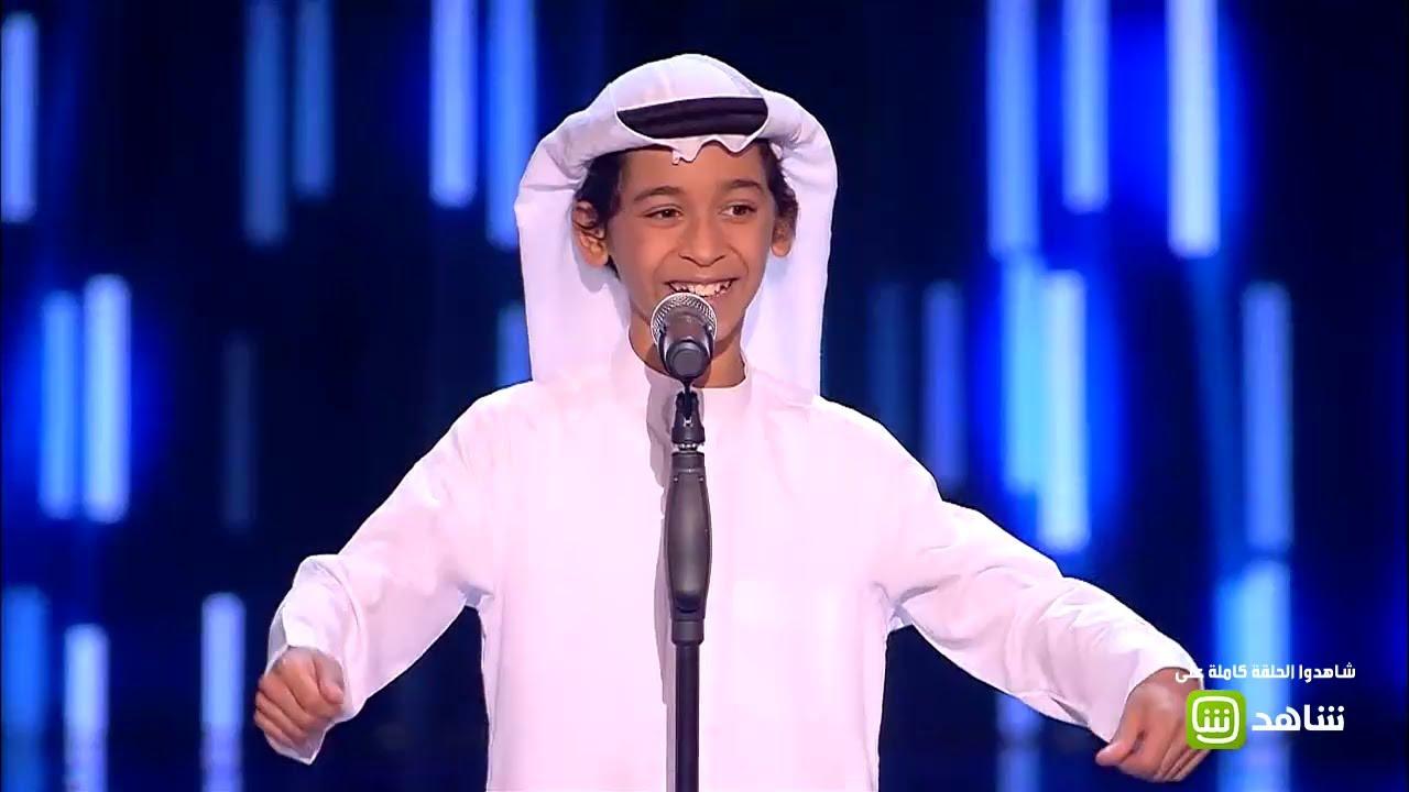 يا أم العيون السود - جرّاح الشاعر - مرحلة الصوت وبس