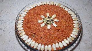 Gajar Ka Halwa | Carrot Halwa | Easy to Cook | *Cook With Hassan*