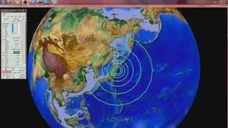 2/20/2015 -- Japan Earthquake - 6.3 Magnitude event off Northeast Coast - Major unrest underway