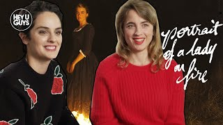 Noémie Merlant & Adèle Haenel on their scintillating relationship in Portrait of a Lady on Fire
